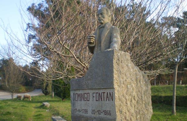 Monumento Domingo Fontán