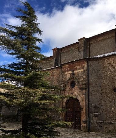 colegiata de Medinaceli