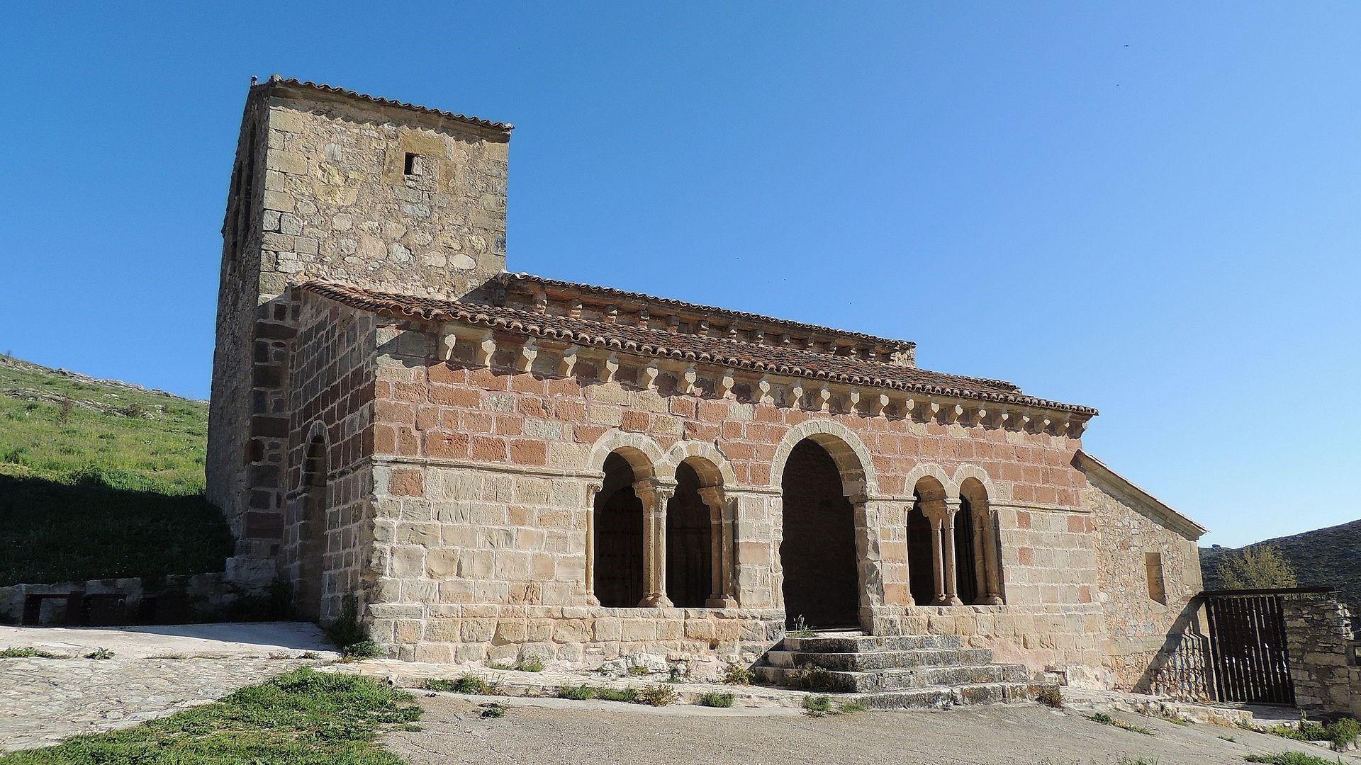 iglesia de San Pedro de Jodra