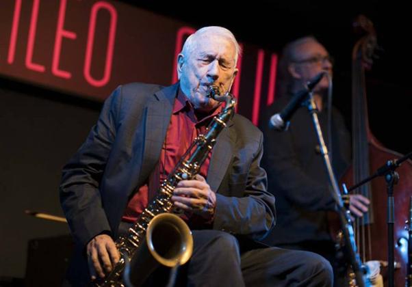 Pedro Iturralde in concert