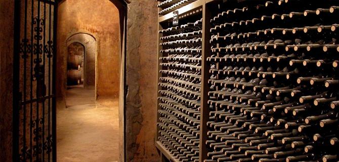 guarda del vino