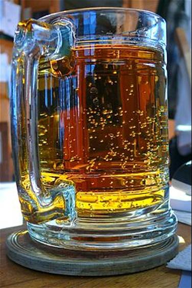 cerveza de gengibre